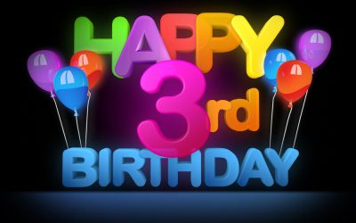 Project Start celebrate 3 years in business!!!
