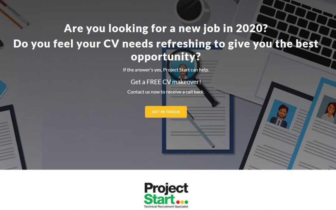 Do you fancy a CV Makeover created by a professional recruitment agency for free?