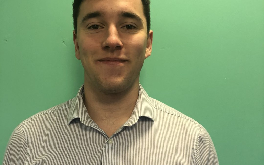 Project Start would like to welcome our newest Recruitment Consultant – Sam Whitehouse
