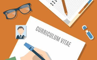 Chloe's Top Tips –  How to make your CV stand out from the crowd!!