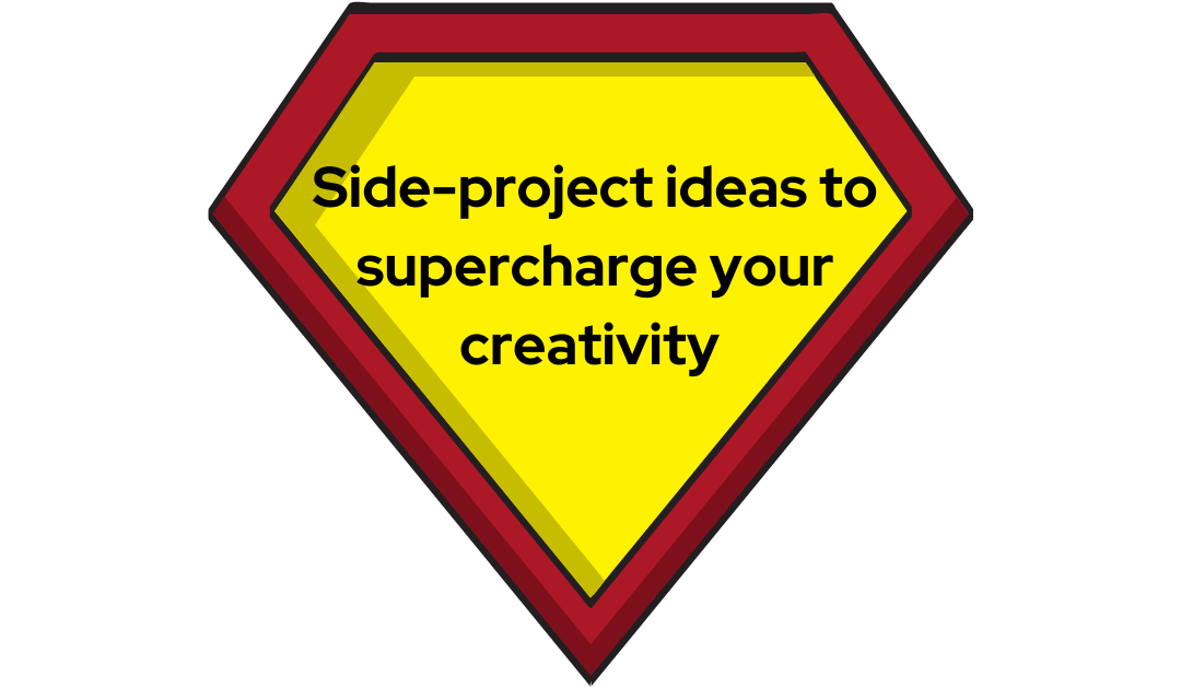 Project ideas to boost creativity