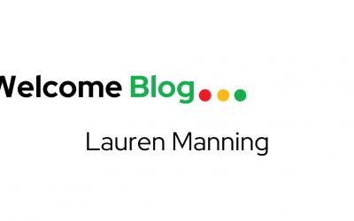 Welcoming Lauren Manning