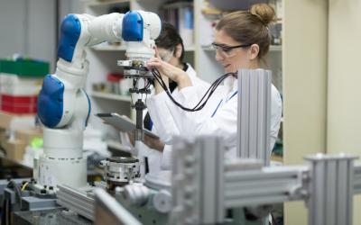 The key stats of Women in STEM