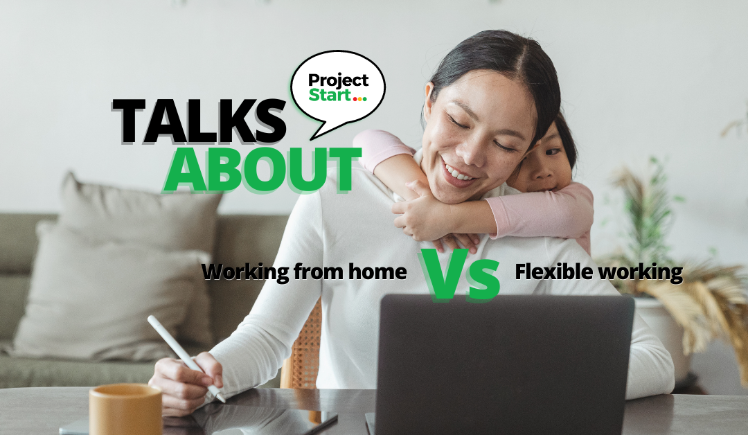 WFH Vs Flexible Working
